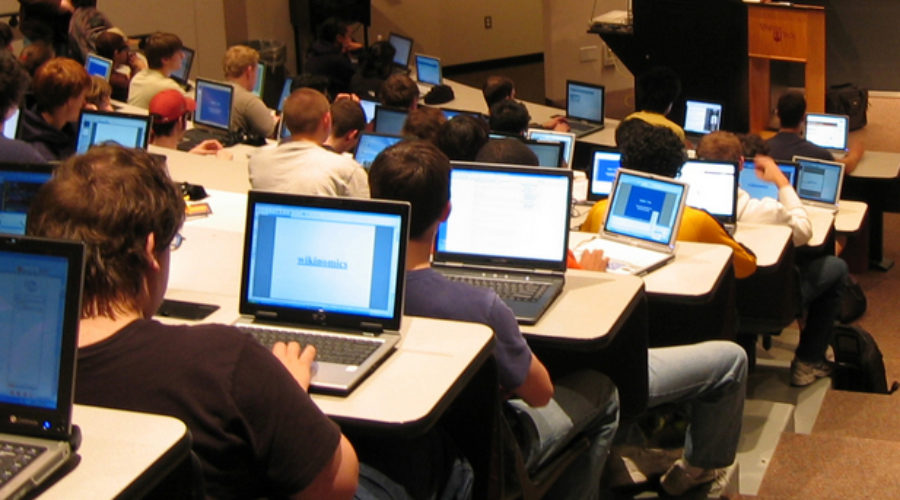 Flipping Classroom An Online Learning Innovation